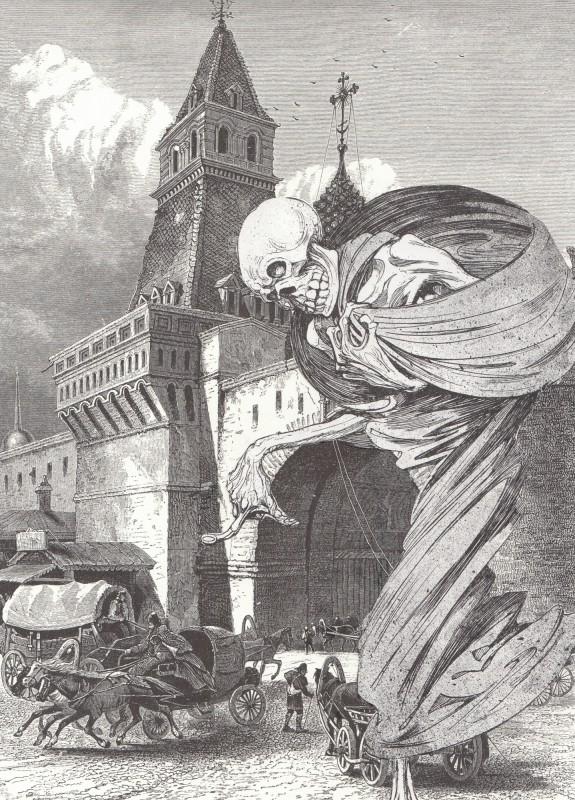 Der Tod kommt auf leisen Sohlen