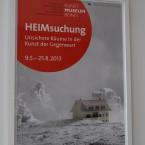HEIMsuchung Kunst Museum Bonn