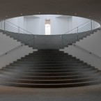 Kunst Museum Bonn Treppenhaus 1