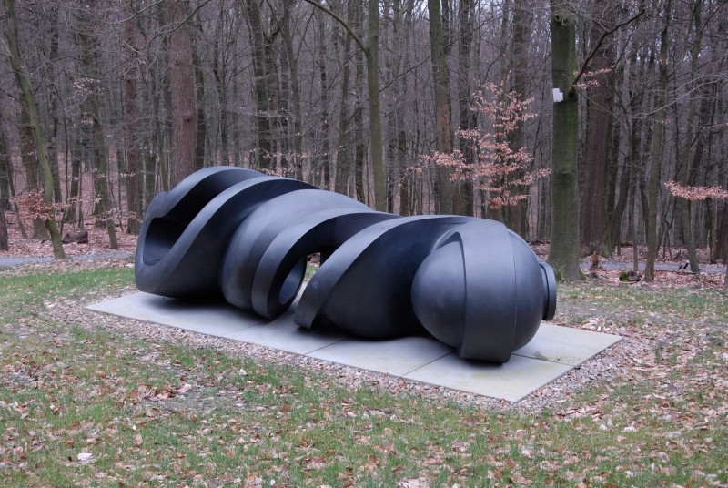 Tony Cragg Early Forms St. Gallen 1997