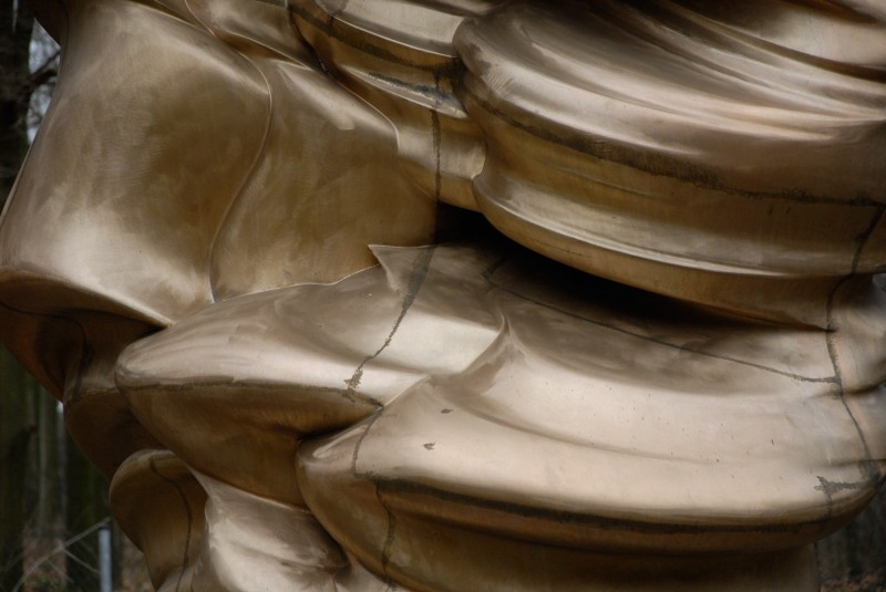 Tony Cragg Mixed Feelings (Detail) 2012