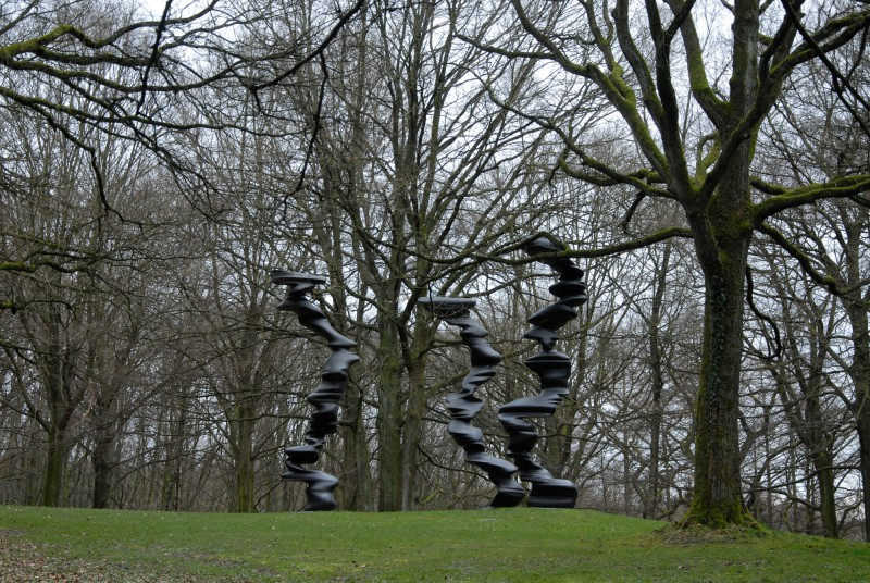 Tony Cragg Points of View 2007