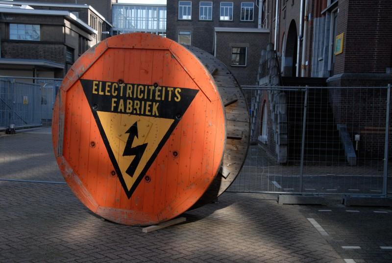 Elektiziteitsfabriek Den Haag