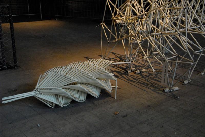 Strandbeest 3 by Theo Jansen