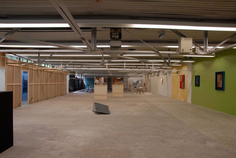 1. Etage : Raum 1