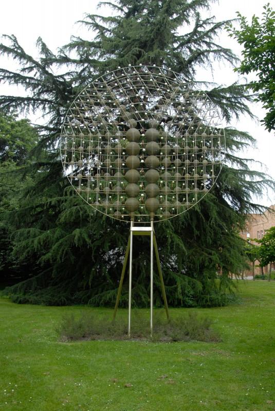 Guenter Haese Optimismus II - Skulpturenpark Viersen