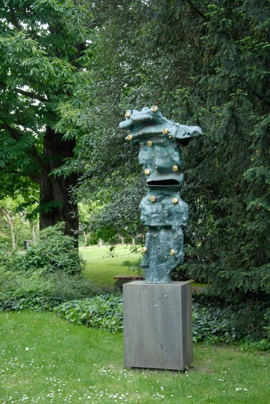 Roberto Sebastian Antonio  Matta Echaurren - Chaosmos - Skulpturenpark Viersen