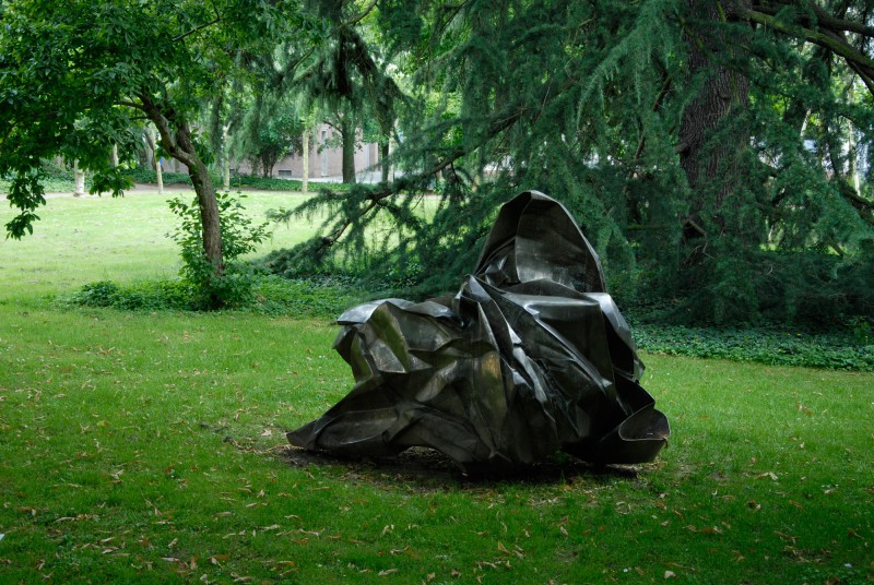 Wang Du - China Daily - Skulpturenpark Viersen