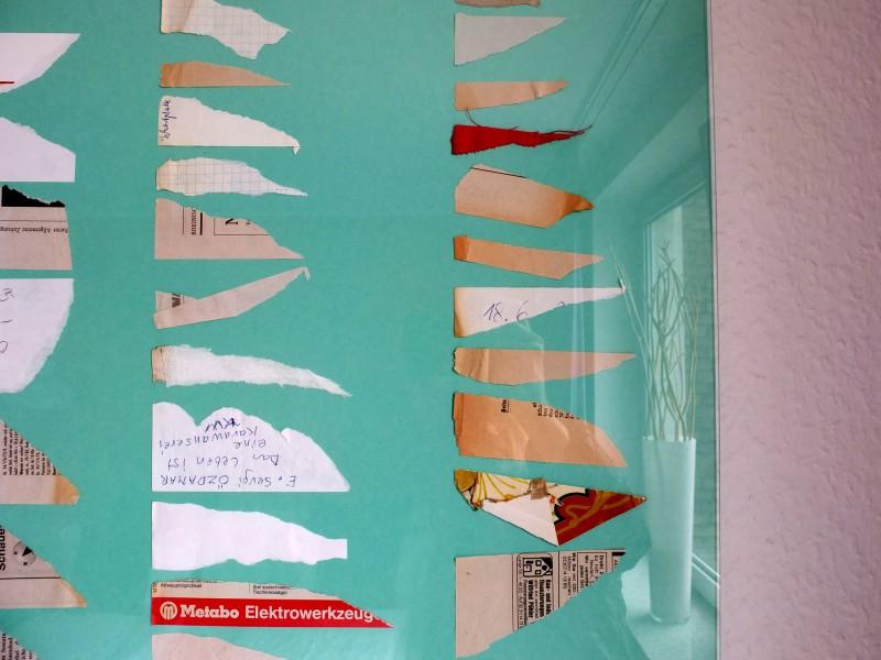 Sammlung Keile / Collection wedges