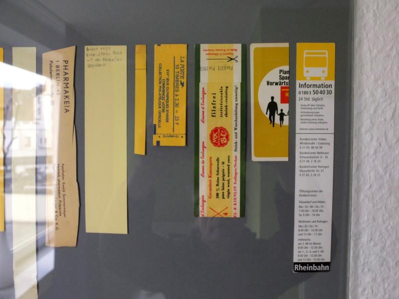 Sammlung Streifen / Collection stripes