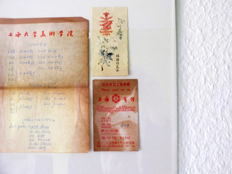Sammlung China / Collection China
