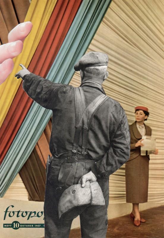 Watch Out For Pickpockets / Achten Sie auf Taschendiebe - FP 10