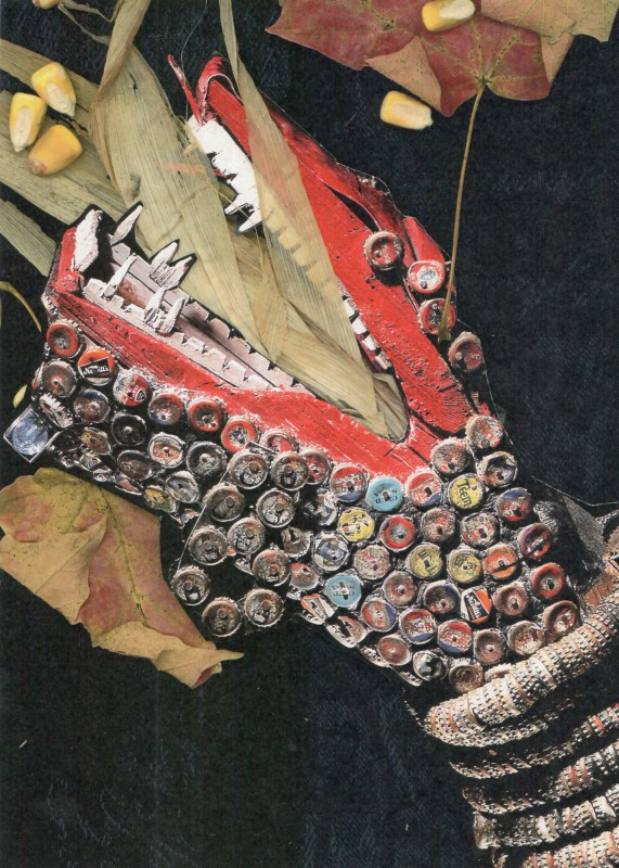 Excavations-Mag No 1 - Lisa Iversen - Rueckseite