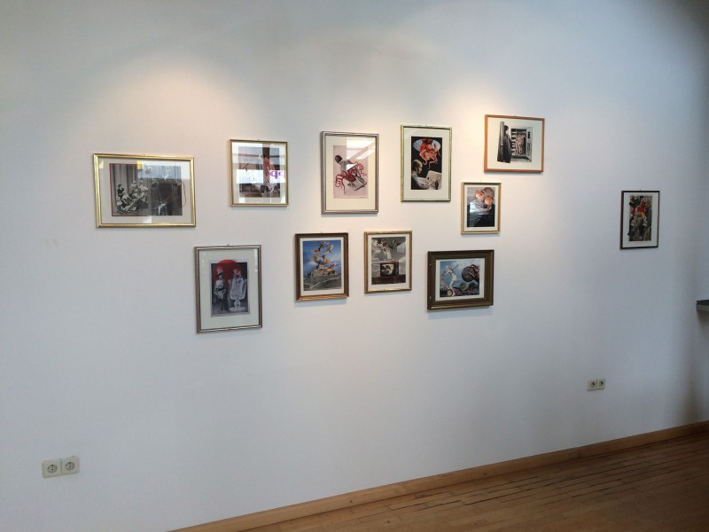 Ausstellung Sundern - Collabs with Lynn Skordal