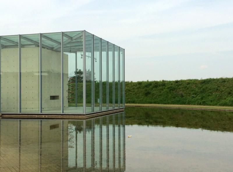 Langen Foundation - Olafur Eliasson
