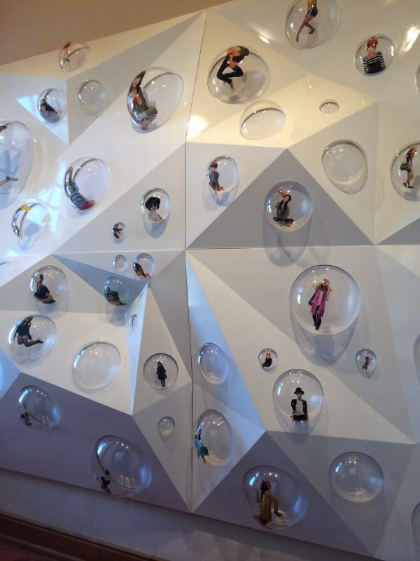 Yuan Yuan - Visionary Hope - Propylene, wood, acrylic - China8 Osthaus Museum Hagen