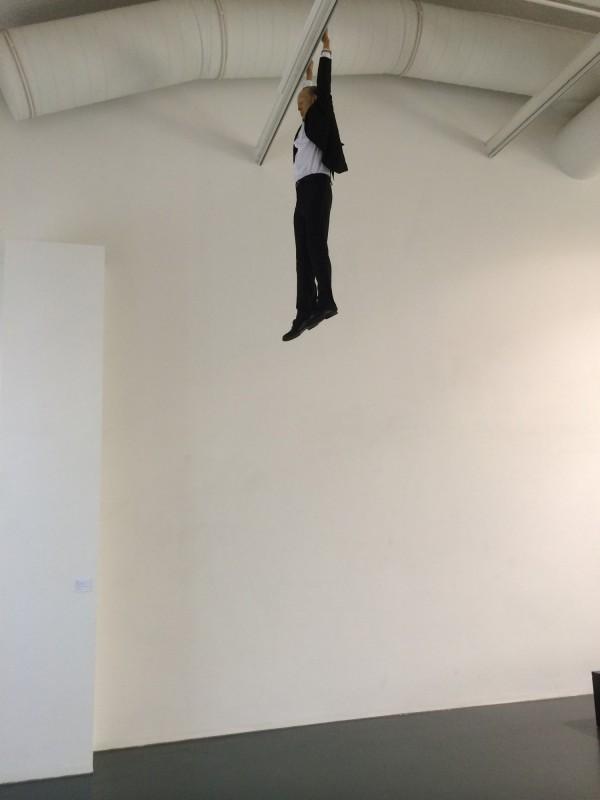 Li Wei - Help - Chan Tai Man´s Death - China8 - Kunstmuseum Muelheim an der Ruhr