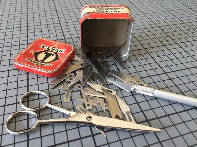 Schneidewerkzeuge/ Cutting tools