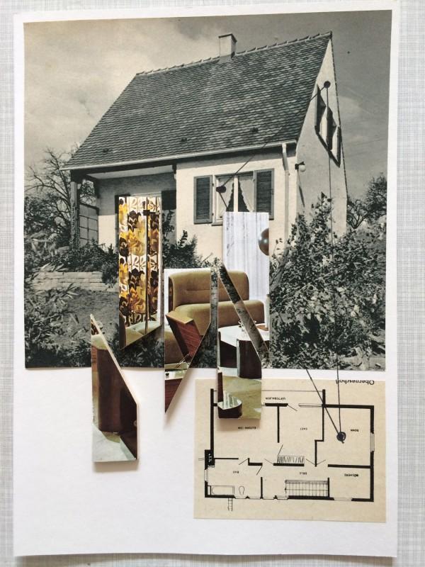 Homage to Kurt Schwitters Merzbau 14 von 20 plus 2
