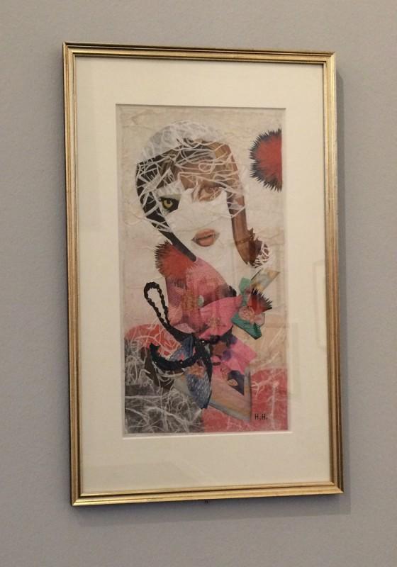 Hannah Hoech Das ewig Weibliche II 1967