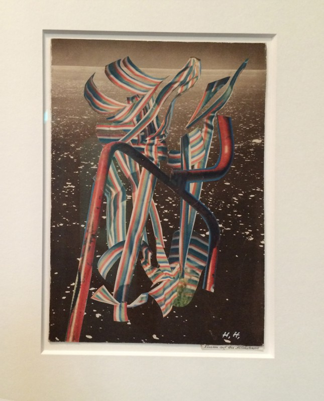 Hannah Hoech Einsam auf der Milchstrasse 1956-1959