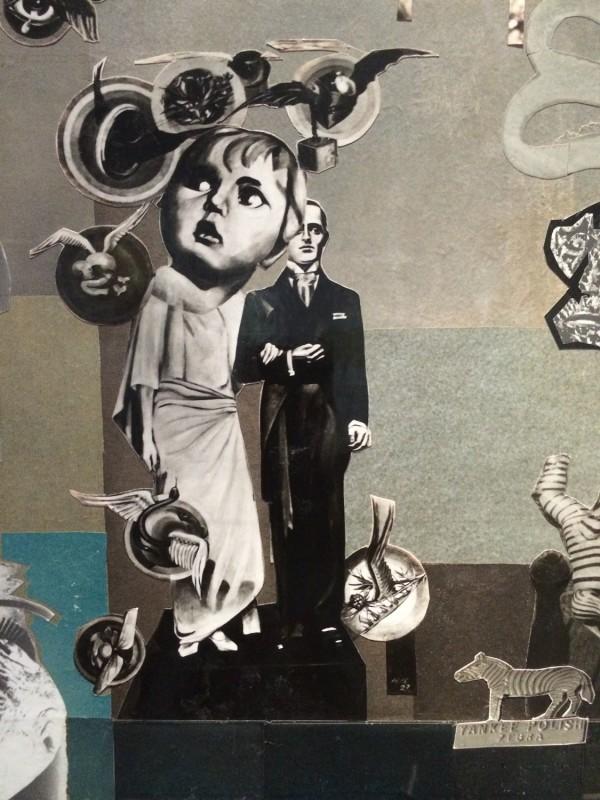 Hannah Hoech Lebensbild 1972 - 1973 - Detail1
