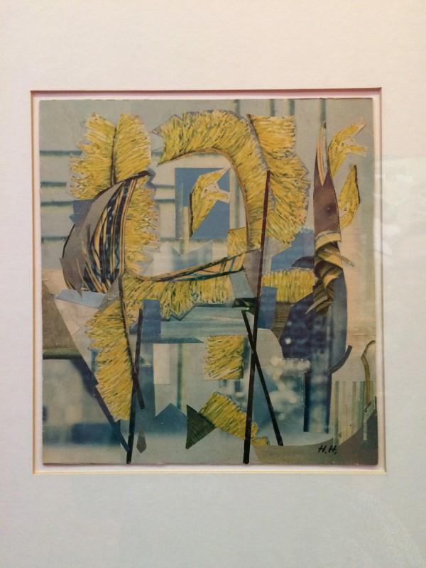 Hannah Hoech Triumphbogen 1956