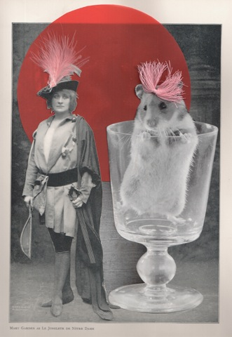 No20 Lynn Skordal and Sabine Remy - Mary Garden As Le Jongleur and her Spectacular Hamster - 2014