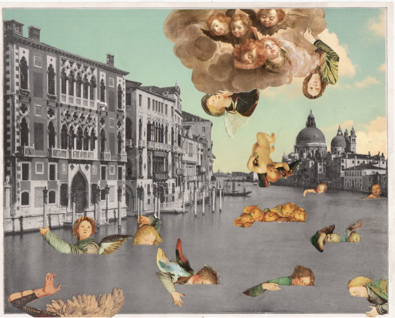 No48 Lynn Skordal and Sabine Remy - The Drowning Angles Of Venice - 2016