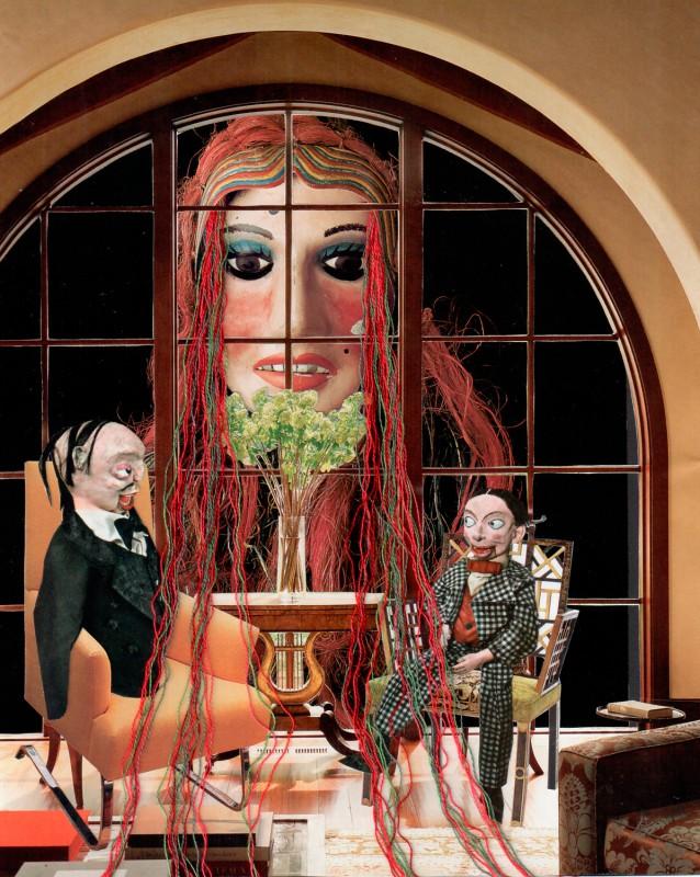 No50 Lynn Skordal and Sabine Remy Dolls of Evil 2016