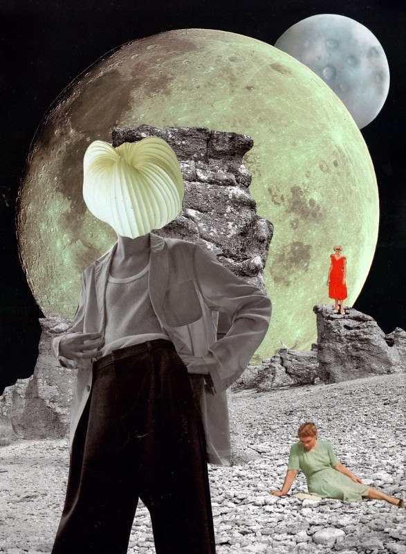 No54 Lynn Skordal and Sabine Remy - Man in the moon - 2016