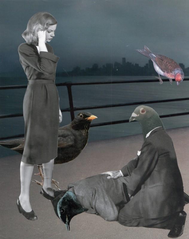 No8 Lynn Skordal and Sabine Remy - Birds - 2013