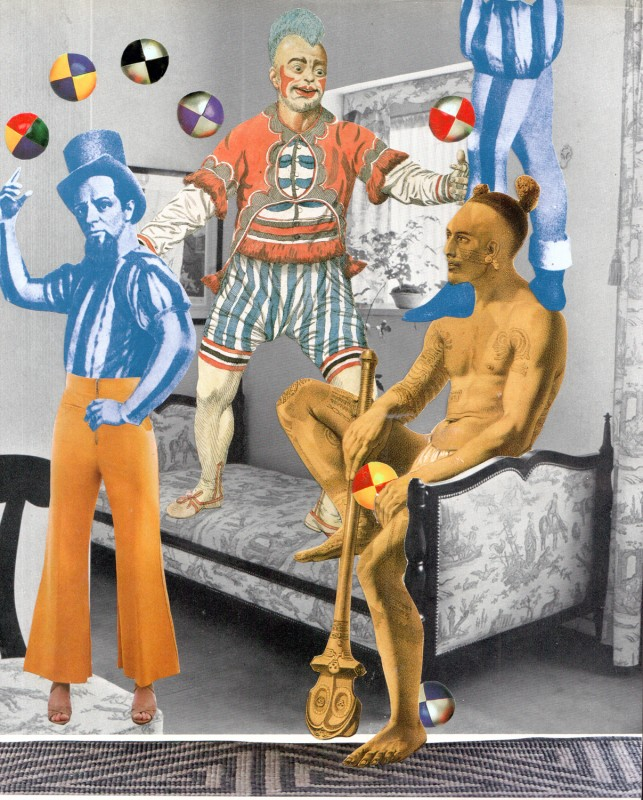 No63 Sabine Remy and Lynn Skordal - Four Jugglers at Home - 2016