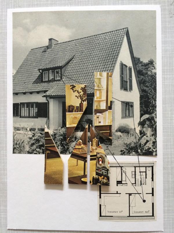 Homage to Kurt Schwitters Merzbau 2 von 20 plus 2