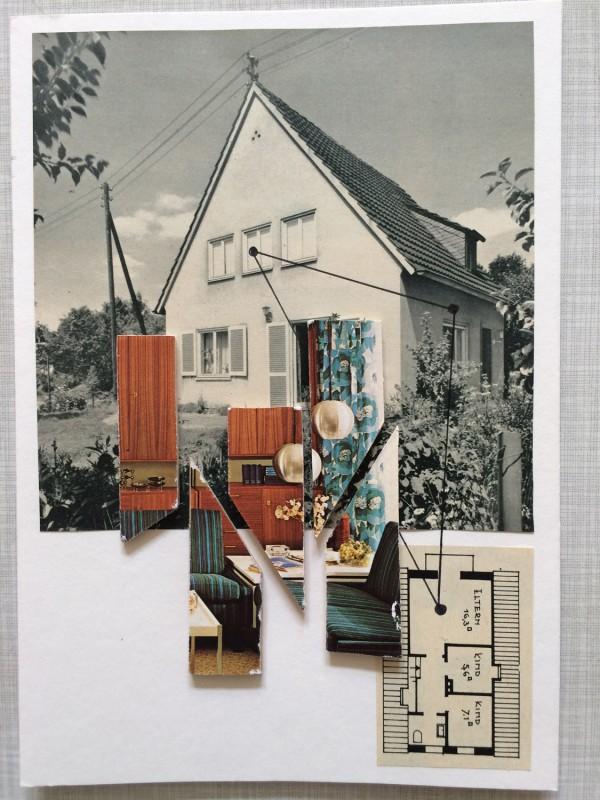 Homage to Kurt Schwitters Merzbau12 von 20 plus 2