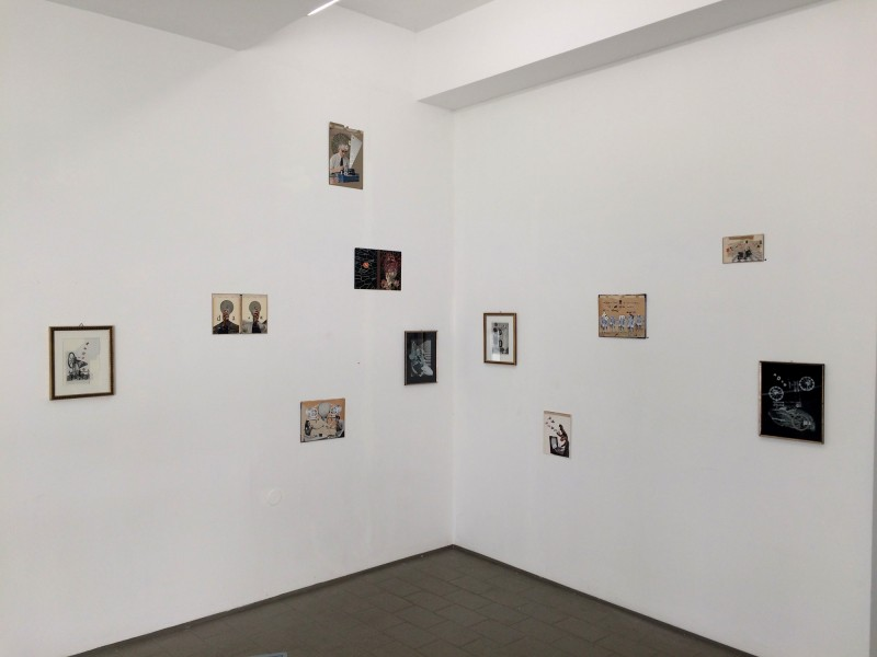 Sabine Remy at Kunstraum Descartes