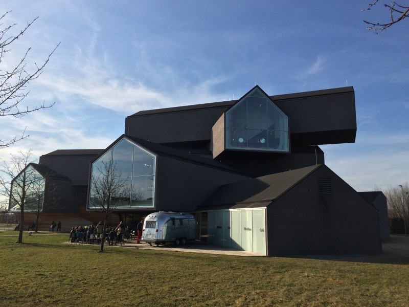 Vitra Campus - Vitra Haus - Herzog & de Meuron
