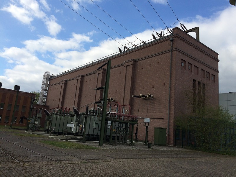 Umspannwerk Recklinghausen / Substation Recklinghausen