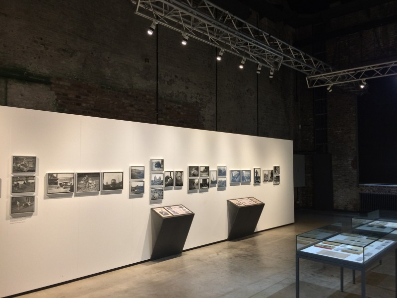 Zeche Zollern Dortmund  - Ausstellung Erich Grisar
