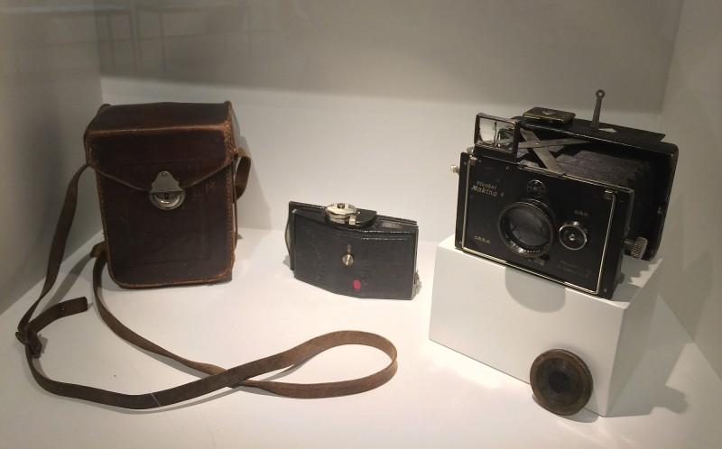 Zeche Zollern Dortmund  - Ausstellung Erich Grisar - Grisars Kameras
