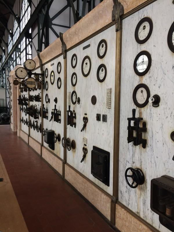 Zeche Zollern Dortmund - Maschinenhalle Hauptschachtfördermaschine  - Machine Hall Electrical Winding Machine