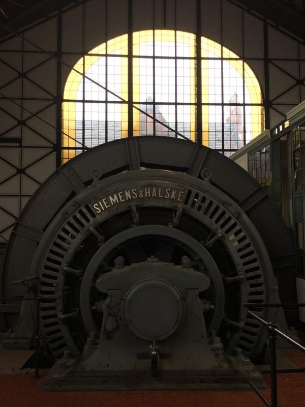 Zeche Zollern Dortmund - Maschinenhalle - Machine Hall