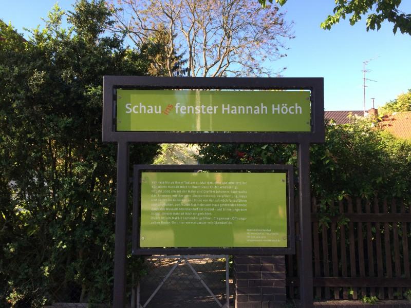 Hannah Höch Haus