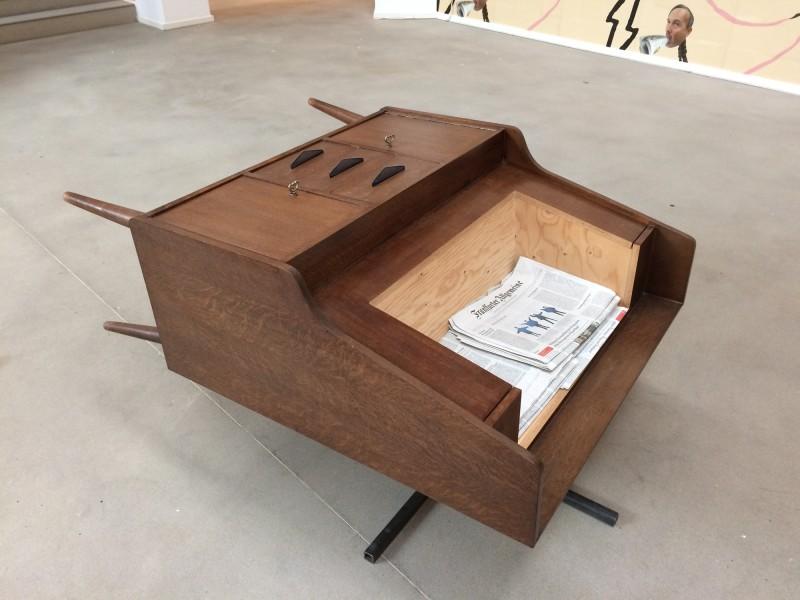 Erwin Wurm - Untitled 2011- Lehmbruck Museum Duisburg