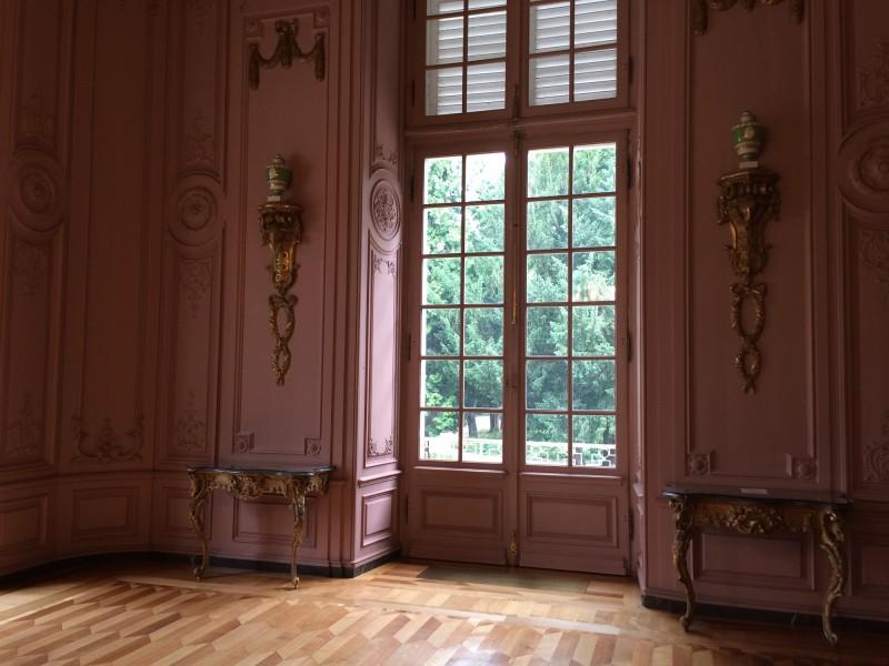 Innenraum Schloss Benrath