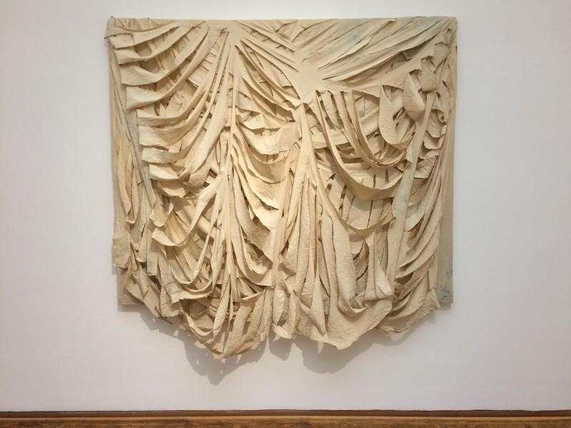 Michael Buthe - Ohne Titel - Untiteld - 1969 - in: kunst ins leben ! - Der Sammler Wolfgang Hahn und die 60er Jahre - im Museum Ludwig