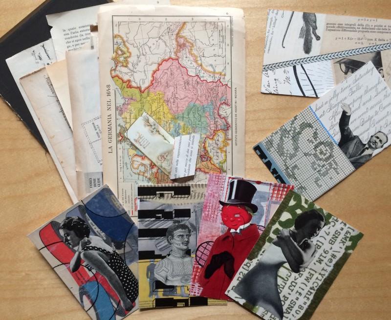 This is the package I received von Alison / Das ist die Post, die ich von Alison bekommen habe.