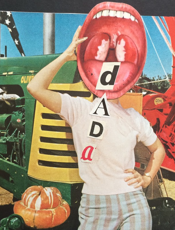 Dada is my mother tongue 20