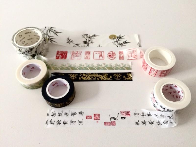 Washi tape / Washi Klebeband