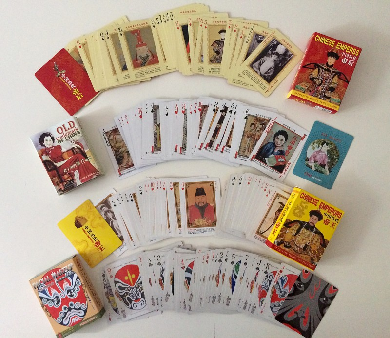 Playing cards / Kartenspiele